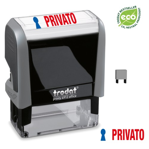 Trodat Office Printy 4912 'PRIVATO'